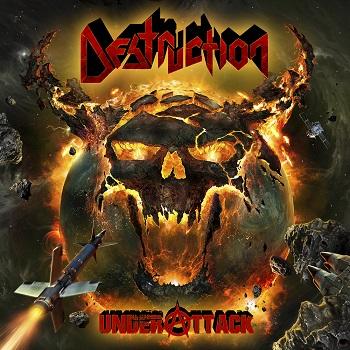 Destruction «Under Attack» — уже в продаже!