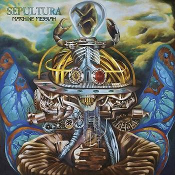 "SEPULTURA ""Machine Messiah"" — уже в продаже!"