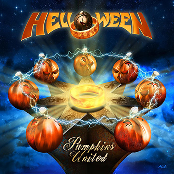 Helloween — Pumpkins United (2017) — 13 октябоя — дата релиза!