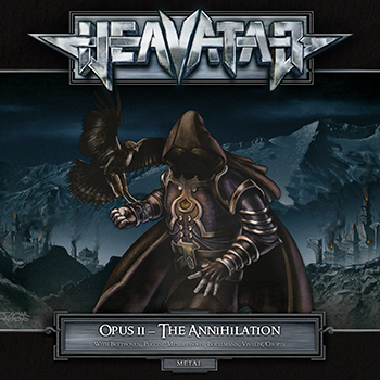 Heavatar — Opus II: The Annihilation (2018) — 16 февраля — дата релиза!