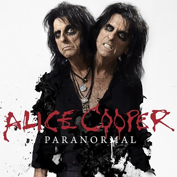 Alice Cooper «Paranormal» — обнародована обложка альбома!