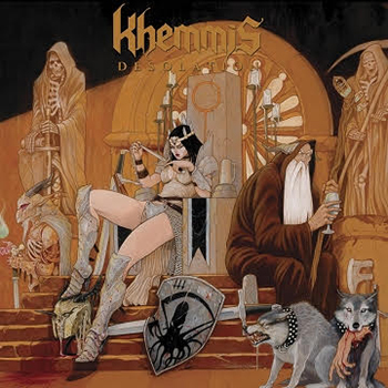 Khemmis — Desolation(2018) — 22 июня — дата релиза!