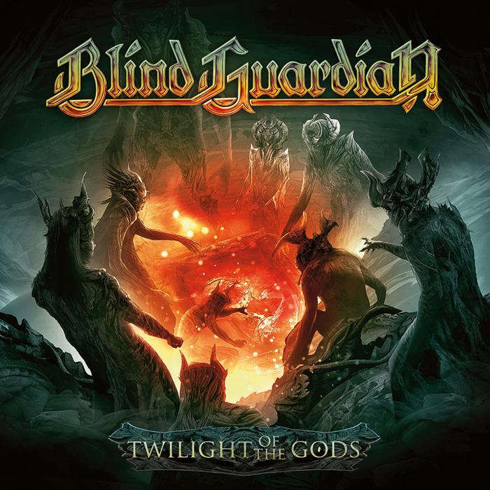 Сингл Blind Guardian «Twilight of the Gods» — открыт предзаказ!