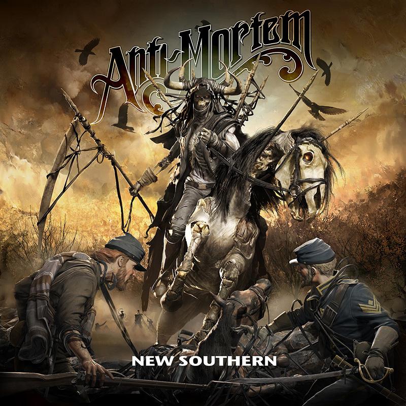 ANTI-MORTEM выпускают дебютный студийный альбом