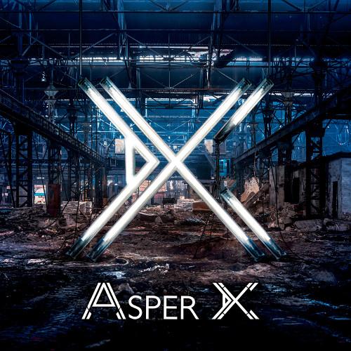 «Asper X» — дебютный альбом уже в продаже!
