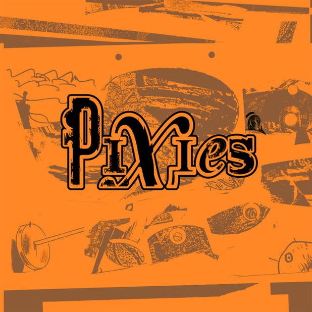 Новый альбом PIXIES!