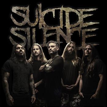 Suicide Silence «Suicide Silence» — уже в продаже!