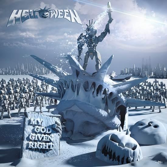 Helloween — опубликован треклист к новому альбому «My God-Given Right» и заявлен первый сингл