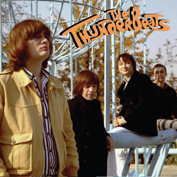 The Thunderbeats garage revival из Москвы