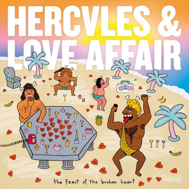 HERCULES & LOVE AFFAIR выпускают третий студийный альбом