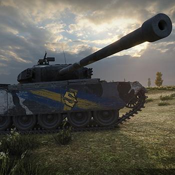 В игре WORLD OF TANKS будет танк SABATON!