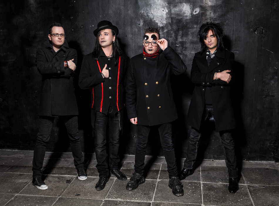 Глеб Самойлоff & The MATRIXX — пресс-конференция по случаю празднования пятилетия The MATRIXX и выхода нового альбома!
