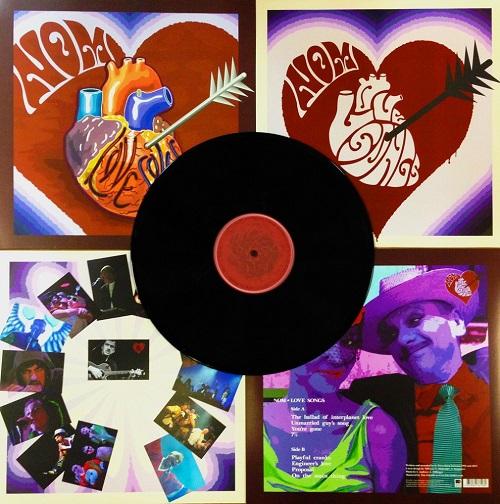 НОМ — «Love Songs» на виниле!