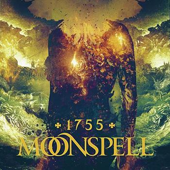 Moonspell — 1755 (2017) — 3 новбря  — дата релиза!