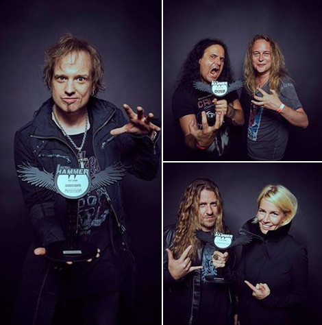 AVANTASIA, KREATOR и AVATARIUM получили награды Metal Hammer Award 2016
