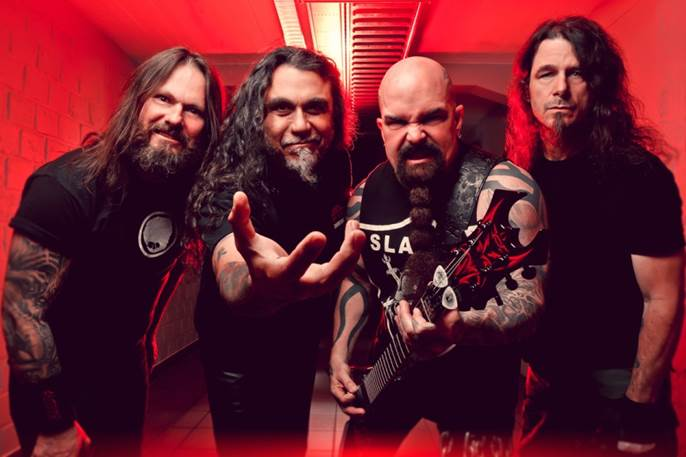 SLAYER представили новую песню и подписали эксклюзивный контракт с Nuclear Blast